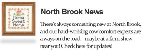 North Brook News and Cow beds